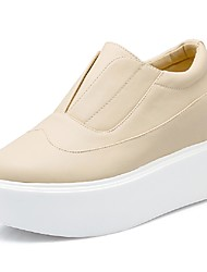 cheap -Women's Shoes Platform Comfort / Round Toe Fashion Sneakers Office & Career / Dress / Casual