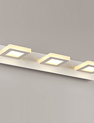 AC100-240 9 LED Intégré simple LED Moderne/Contemporain Peintures Fonctionnalité for LED Ampoule incluse,Vers le Bas Applique murale