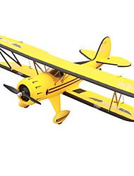 preiswerte -RC Flugzeug Waco YMF-5D 5 Kanäle 2.4G 1: 8 50 km / h KM / H geringfügige Montage nötig Bürstenloser Elektromotor