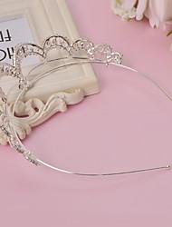 Недорогие -головные уборы из сплава горный хрусталь классический женский стиль