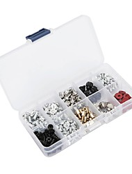 cheap -228pcs Personal Computer Screws & Standoffs Set Assortment Kit for Mother Board
