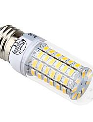 cheap -3300/6500 lm E14 E26/E27 LED Corn Lights T 69 leds SMD 5730 Decorative Warm White Cold White AC 220-240V