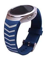 preiswerte -Samsung Getriebe s2 Band, Samsung Smartwatch Ersatz Sportband für Samsung-Gang s2