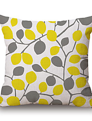 cheap -pcs Cotton/Linen Pillow Cover, Geometric Graphic Prints Casual Modern/Contemporary