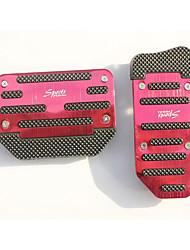 Car Pedals Stripes Autopilot / Brake Pedal / Accelerator Pedal