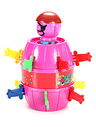 cheap -Pop Up Pirate Toys Novelty Fun Cylindrical ABS Pirates Pirate 1 Pieces Kids Adults' Gift