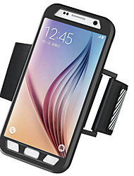 cheap -Armband Phone Case Combo Night Warning Light for Samsung Galaxy S7/S7 Edge