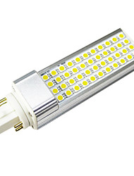 12W E14 G23 G24 E26/E27 LED Bi-pin Lights T 44 SMD 5050 900-1000 lm Warm White Cold White 3000/6000 K Decorative AC 85-265 AC 220-240 AC
