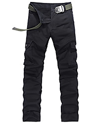 cheap -Autumn big yards leisure more than young men bag trousers loose straight outdoor sports pants BDC-1519