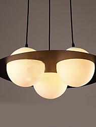 Sitting Room Design Bedroom Cafe Disk Light Ball Glass Restaurant
