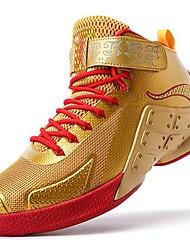economico -Da uomo-scarpe da ginnastica-Casual / Sportivo-Comoda-Piatto-Pelle-Argento / Dorato