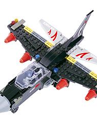 preiswerte -Bausteine Für Geschenk Bausteine Model & Building Toy Kämpfer Plastik Vor 6 Regenbogen Spielzeuge