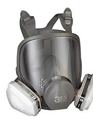 economico -3M 6800 con 6001 cartucce con completo anti-chimica della polvere di vernice respiratori maschera protettiva di gas