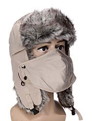 Cappello con paraorecchi / Cappello in pelliccia Sci Cappello / Maschera Viso Per donna / Per uomo Tenere al caldo Tavola da snowboard