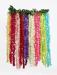 cheap -Christmas / Wedding / Anniversary Polyester Wedding Decorations Garden Theme / Floral Theme Spring / Summer / Fall