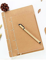 Retro Made-to-order Spiral-bound Notebook