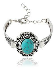cheap -Women's Chain Bracelet - Bohemian Bracelet Silver For
