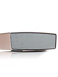 baratos -Bluetooth 3.0 Dourado Preto Prata Vermelho