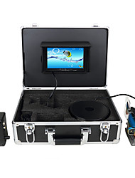"""inventor dos peixes câmera subaquática Mytopia 50m câmera de vídeo subaquático localizador de peixe de pesca 7 tela colorida LCD TFT """""""