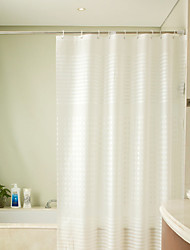 cheap -1pc Shower Curtains Modern PEVA Bathroom