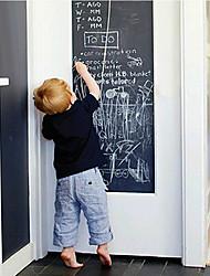 cheap -200*60Cm Chalkboard Wall Stickers Big Size Kindergarten Teaching Children's Blackboard Wall Decals