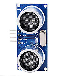 cheap -HC-SR04 Ultrasonic Sensor Distance Measuring Module - Blue
