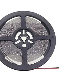 SENCART 5 M 600 3528 SMD Branco Quente / Branco Prova-de-Água / Cortável / Conetável / Adequado Para Veículos / Auto-Adesivo WFaixas de