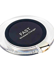 Qualcomm Fast Charge Wireless Charger For Samsung NOTE5 S7 S7edge S6edge Mobile Phone