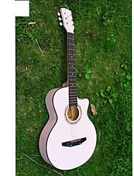 billige Guitarer-Gitar Glans String Musical Instrument Snor