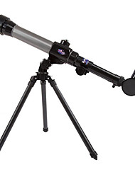 cheap -20-40X Astronomical Telescope Telescope Portable Adjustable Simulation 1pcs Pieces Kid's Gift