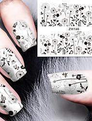 Nail Art Nail Sticker Wassertransfer Abziehbilder