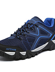 cheap -Hiking Shoes Unisex Sneakers Spring / Fall Comfort Tulle Casual Flat Heel  Blue / Gray / Royal Blue / Fuchsia