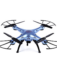 cheap -RC Drone SYMA X5HW RTF 4CH 6 Axis 2.4G With HD Camera 0.3MP 480P RC Quadcopter FPV / LED Lights / Headless Mode RC Quadcopter / Remote