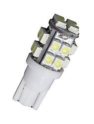 economico -10 pezzi xeno bianco cuneo t10 20-SMD LED lampadine W5W 2825 158 192 168 194 12v