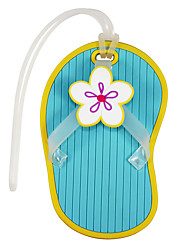 Recipient Gifts - Flip Flop Travel Tag Luggage Tag Beach Party Favors / Beter Gifts Wedding Keepsakes