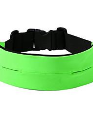 economico -Marsupi / Bag Cell Phone per Corsa / Jogging Borse per sport Ompermeabile / Asciugatura rapida / Telefono / Iphone Marsupio da corsa Tutti Cellulare Nylon Rosso / Verde / Blu