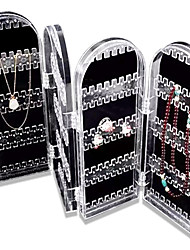 cheap -New Arrival 2016 Acrylic Jewelry Storage Box High Quality Box Organizer Plastic Box Jewelry Organizer Display Holder