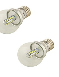 E26/E27 LED Globe Bulbs G45 20 SMD 2835 360 lm Cold White 6000 K Decorative AC 85-265 AC 220-240 AC 100-240 AC 110-130 V