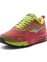 Erke 35-40 Sneakers Women's Cushioning Breathable Low-Top Breathable Mesh Rubber Running/Jogging Hiking