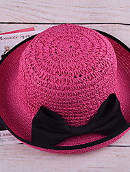 Women's Satin Floppy Hat,Casual Solid Spring Summer Fall