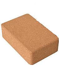 Недорогие -Блок для йоги 1 pcs 7.2*14.5*22.3 cm Высокая плотность, Водонепроницаемый, Легкость, Защита от запаха Дерево Для поддержки и усложнения упражнений, Для развития баланса и гибкости Для