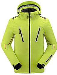 cheap -GQY® Men's Thermal / Warm, Windproof, Wearable Snowboarding / Snowsports Polyester Ski Wear