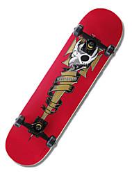 abordables -Planches à roulettes standard Professionnel Rouge Vert