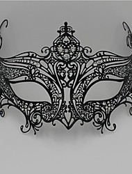 Beautiful Venetian Princess Laser Cut Masquerade Mask4001A1