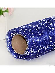 свежий цветок упаковочный материал букет упаковка снег точка марли чистая длина 3,6 метра в ширину 50 см