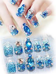 Prego Dicas Art Nails falsos 1set