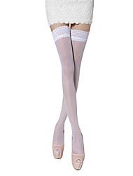 cheap -Women's Thin Stockings-Jacquard