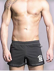 Men sport Shorts Men's cotton Board Shorts Male Fashion gym shorts