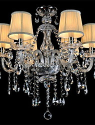 cheap -Maximum 40 W Modern/Contemporary / Traditional/Classic / Country / Globe / Drum / Island Crystal / Mini Style Others Glass Chandeliers