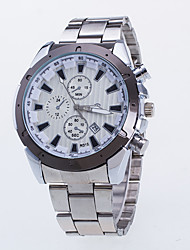 cheap -Men's Dress Watch / Alloy Band Casual Silver
